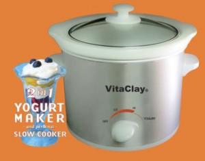 Vita Clay Slow Cooker