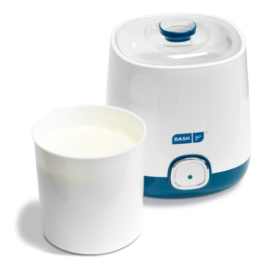 Salton Countertop Ice Maker : Dash go bulk yogurt maker review which is one of the best ones ...