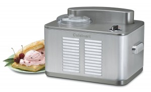 Cuisinart ICE-50BC frozen yogurt and ice cream maker