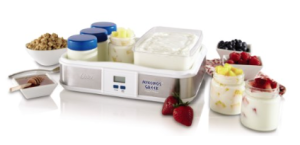 Oster CKSTYM1012 Mykonos Greek Digital Yogurt Maker, 2-Quart