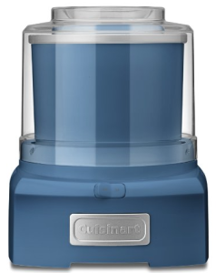 Cuisinart ICE-21DB Frozen Yogurt-Ice Cream and Sorbet Maker Dark Blue