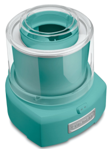 Cuisinart ICE-21TQ Frozen Yogurt-Ice Cream & Sorbet Maker Turquoise