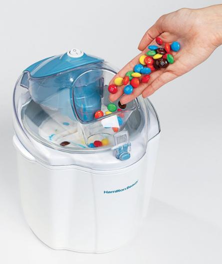 Hamilton Beach 68320 1-1:2-Quart Capacity Ice Cream Maker