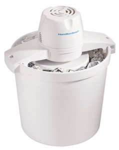 Hamilton Beach 68830N 4-Quart Automatic Ice Cream Maker