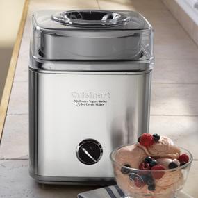cuisinart ice 30bc frozen yogurt sorbert ice cream maker