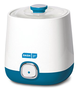 Dash Go Bulk DSY101BLU yogurt maker