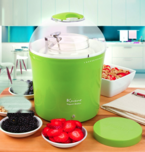Euro Cuisine YM360 Yogurt and Greek Yogurt Maker