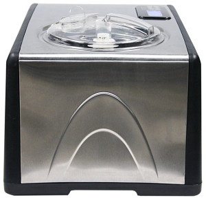Whynter ICM-200LS Ice Cream Maker - side