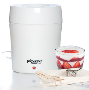 Yogourment electric yogurt maker 2